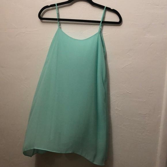 BCBG Dresses & Skirts - BCBG Teal shift dress